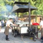 Location de barbecue sur remorque